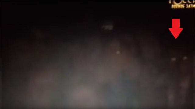Russian nightclub party goers see aliens in the crowd
