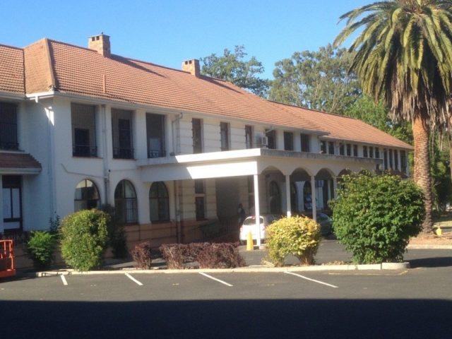 Stellenbosch Hospital in Cape Town