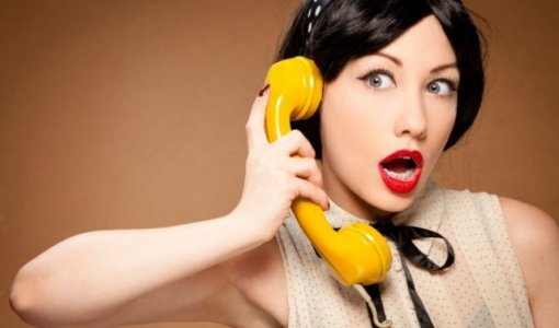 psychic phone call gone wrong
