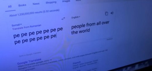 Bizarre secret messages hidden in Google Translator