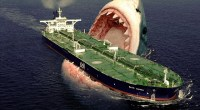 Megalodon shark still lives