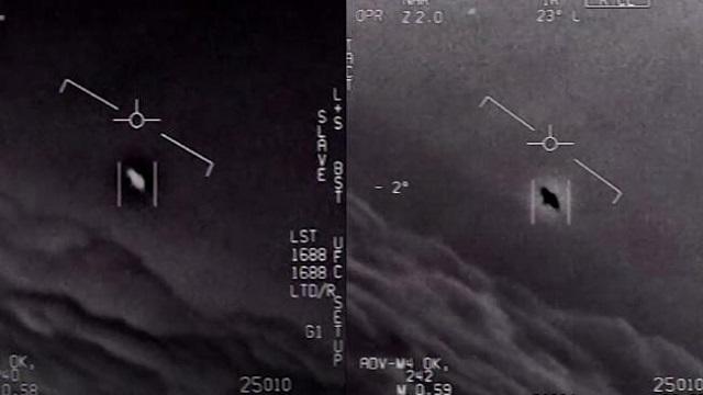 UFO Pentagon reveal