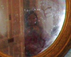 Ghost Chloe the haunted mirror Baton Rouge Louisiana