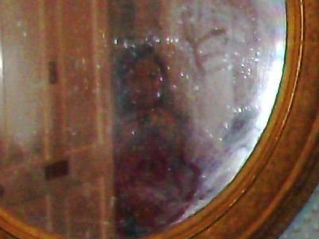 Ghost Chloe the haunted mirror Baton Rouge Louisiana