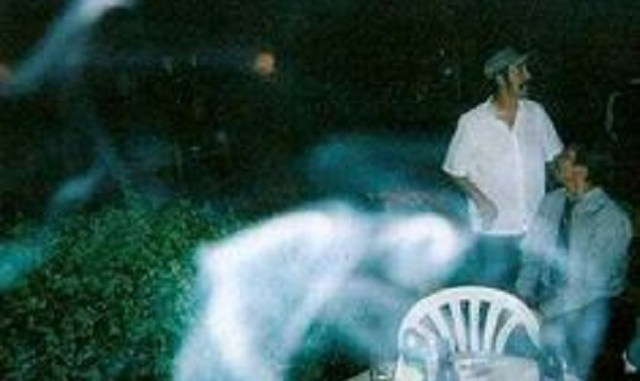 Old Hag ghost caught on camera at Fort Worth Museum