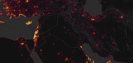 Strava heat map exposes secret government locations around the world