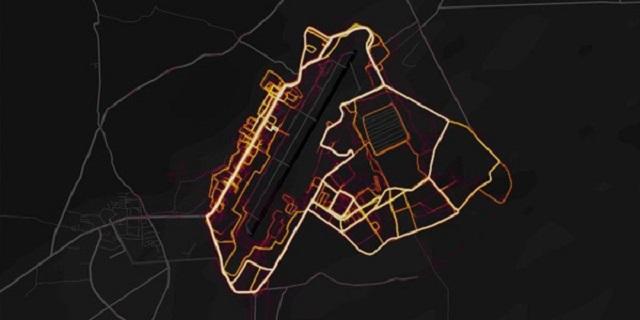 Strava heat map security concern 2018