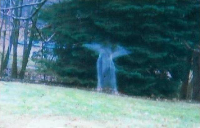 Angelic spirit in Michigan