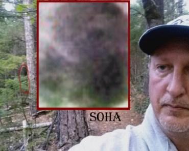 Dr Matthew Johnson Bigfoot sighting