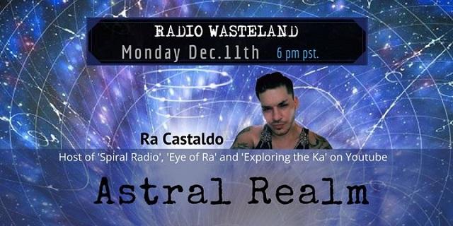 Astral Realm Ra Castaldo