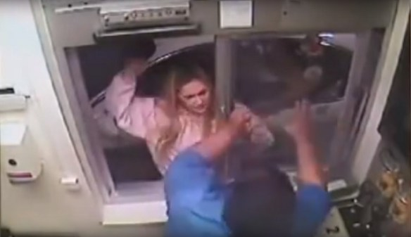 Melodi Dushane McDonalds drivethru attack