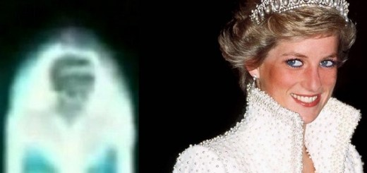 Chinese tourists capture Princess Diana's ghostly likeness