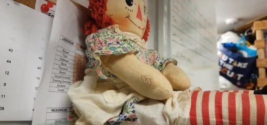 Raggedy Ann Doll Sends Shivers From Scotland