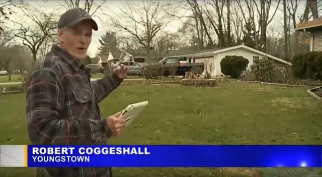 Robert Coggeshall Strange raccoons in Ohio