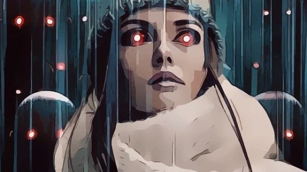 Demons haunt my very soul supernatural