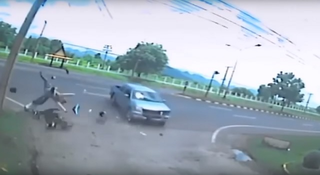 Thailand Woman's Soul Leaves Her Body After a Fatal Accident