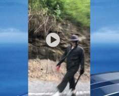 West Virginia Machete Man Kanawha County