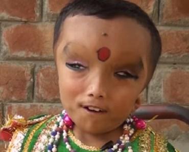 Pranshu god child India