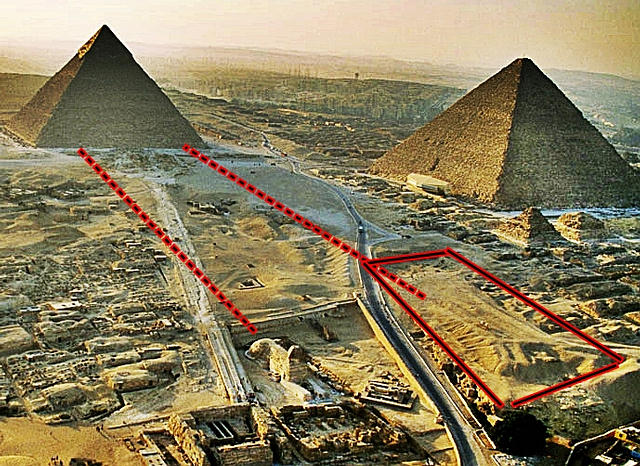 second sphinx found Egypt