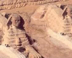 second sphinx found