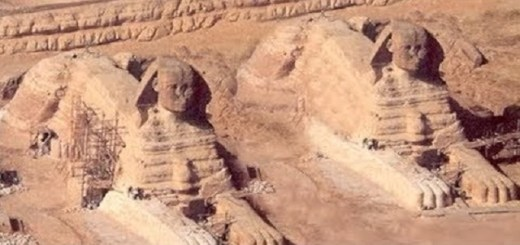 Second Sphinx Found In Egypt