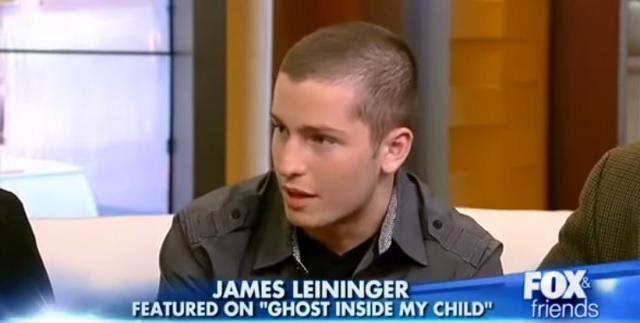 James Leininger now