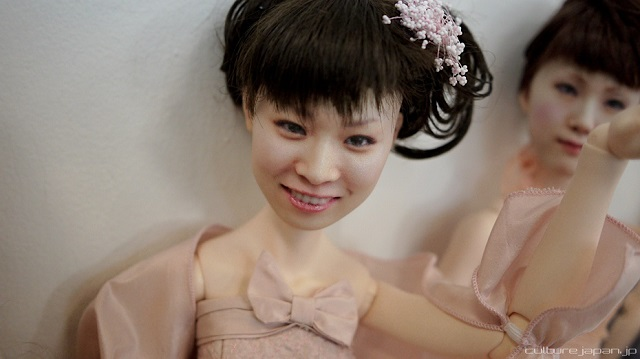 Japanese Doll cloning in Japan