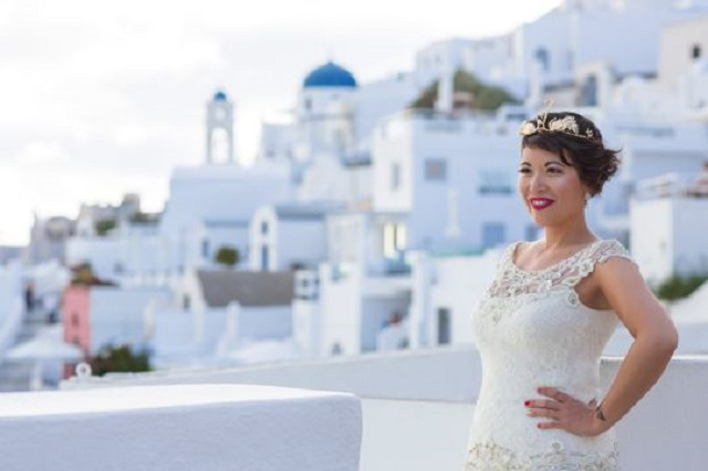 Laëtitia Nguyen marries herself instead