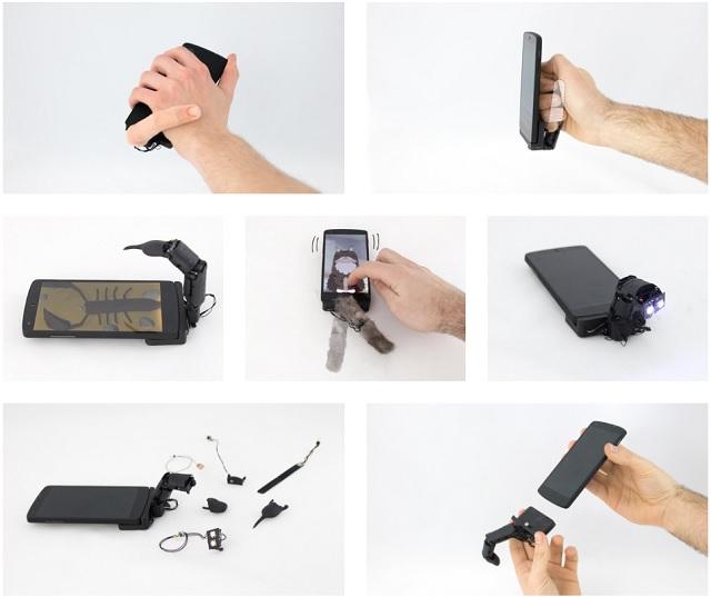 MobiLimb phone
