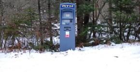 ATM machine found in Maine wilderness