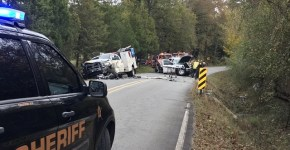 Pulaski County Sheriffs Office Demon Crash