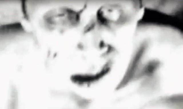 Found footage demonic possession