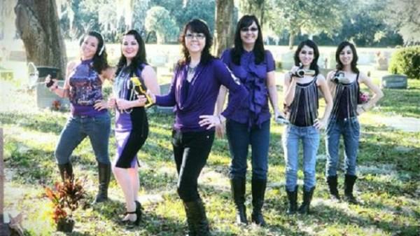 FBI Female Paranormal Investigators