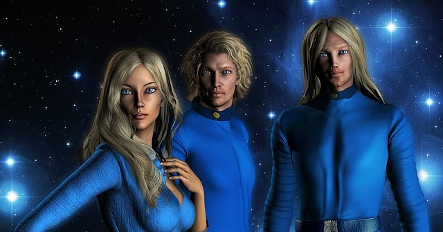 Pleiadians from other world
