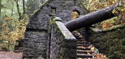 One Weird Witch Castle Encounter In Oregon