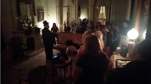 Woodruff-Fontaine House Museum Ghost Tour
