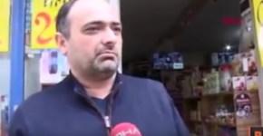 Adana'da saved by unknown mystery man Turkey