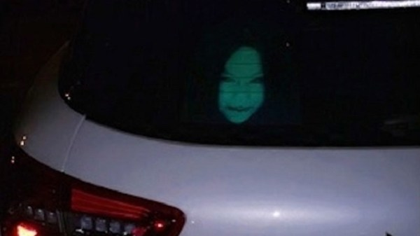 Ghoulish Car Decals China