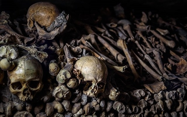 Phantom Spirits Still Plague The Paris Catacombs