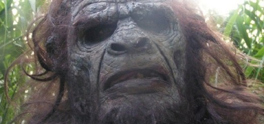 Man Arrested After Ax-Wielding Sasquatch Phone Call