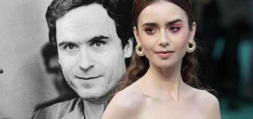 Actress Lily Collins Gets Visited By Ted Bundy's Ghostly Victims