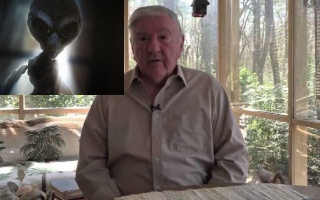 Shocking: Retired Air Force Major Said He Killed A Real Alien