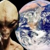 Aliens spying on Earth
