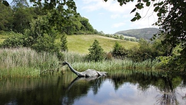 Loch Ness Monster Scotland