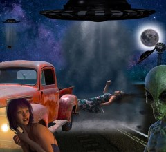 alien abduction small town