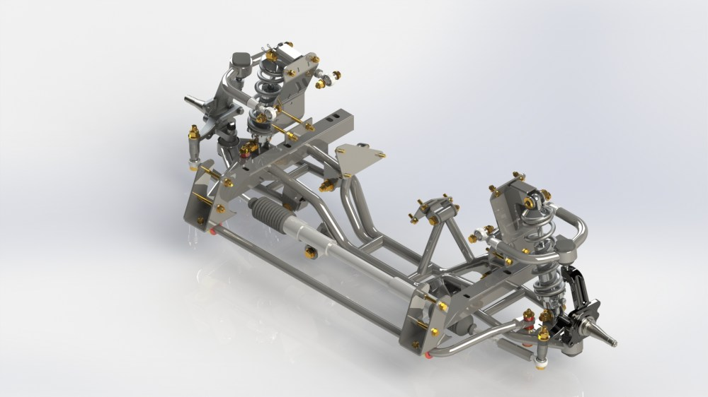 medium resolution of our independent front suspension