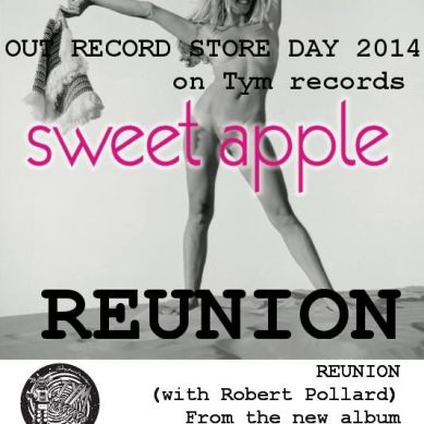 Sweet Apple - Reunion - TYM RSD Australia 2014
