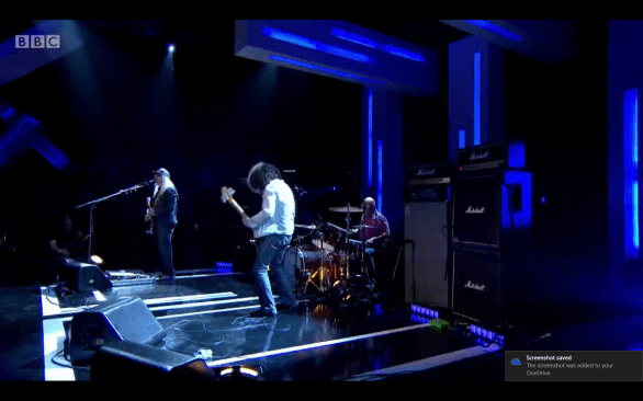 Dinosaur Jr on Jools Holland