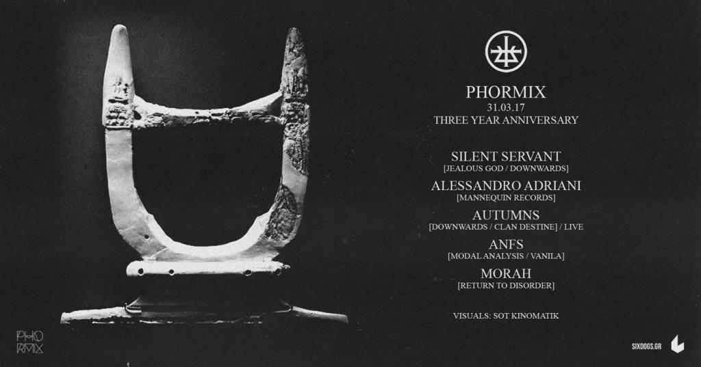 Phormix Anniversary