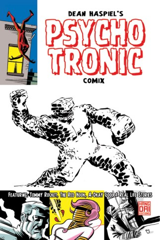 Psychotronic Comix cover